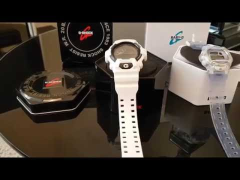 Casio G Shock And Baby G - Great Travel Watch For All Your Outdoor Activities