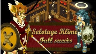 [Dofus] Solotage Klime - Eliotrope - Full succès (Duo / Nomade / Pusillanime)