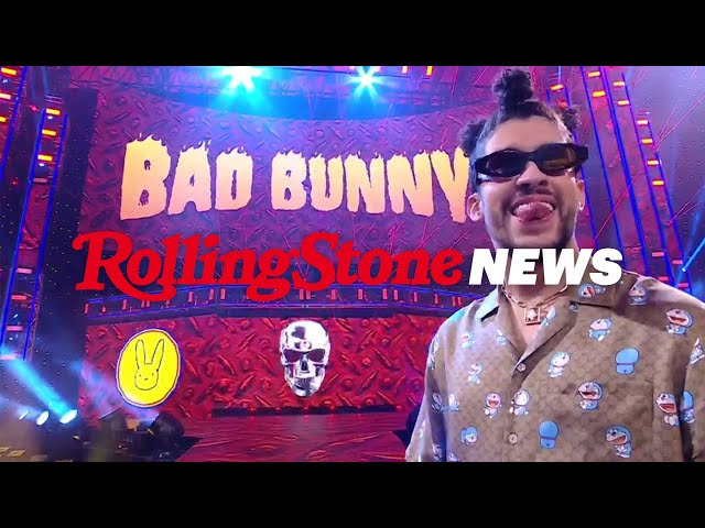 See Bad Bunny's Impressive WWE WrestleMania Debut | RS News 4/12/21