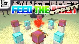 Minecraft Mods FTB Infinity - Ritual of Draconic Resurrection ( Hermitcraft Feed The Beast E38 )