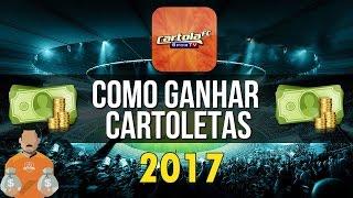 Como Ficar RICO no CARTOLA FC 2017 - Sistema de Cartoletas