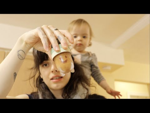 WELCOME TO OKSANA'S TWIN MANUAL! First Vlog About What My Twin Baby Daughters Eat In A Day!
