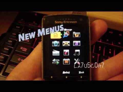 Sony Ericsson k850i tunning 3