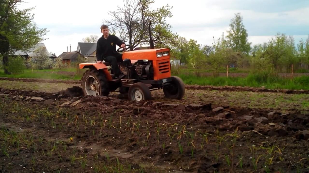 самодельные трактора перевозка леса и пашут фото этой