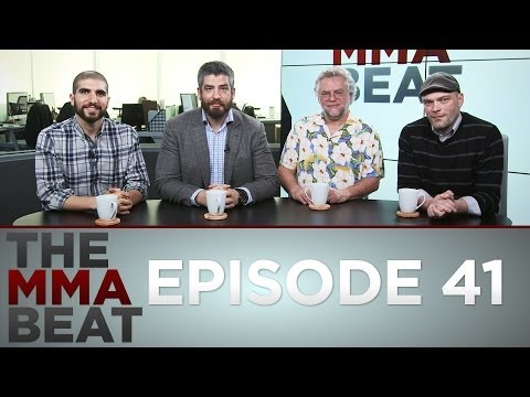 The MMA Beat - Episode 41