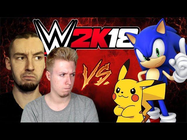 WALKA STULECIA | WWE 2K18 #14