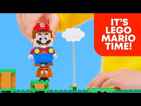 LEGO® Super Mario™ - Adventures with Mario Starter Set - Video