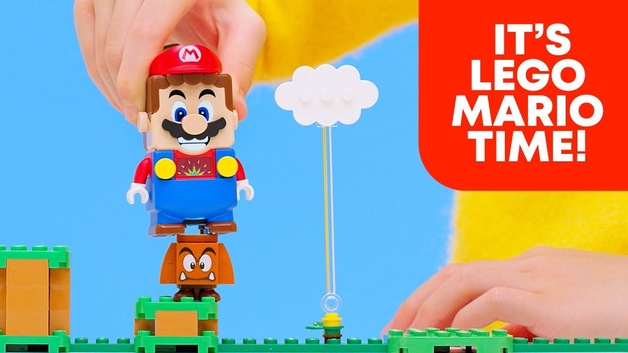 Image result for mario lego