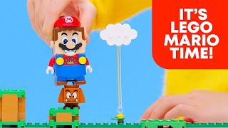 LEGO Super Mario's adventures begin!
