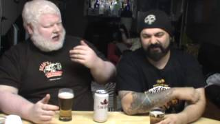 Molson Canadian : Albino Rhino Beer Review