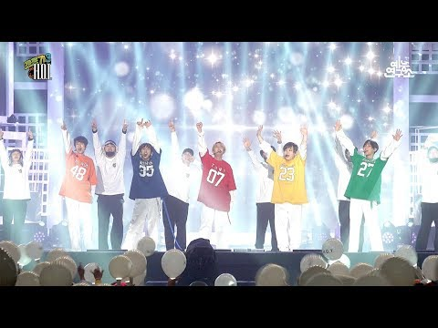[예능연구소 직캠] H.O.T. 빛 @무한도전 토토가3_20180215 Hope H.O.T. in 4K