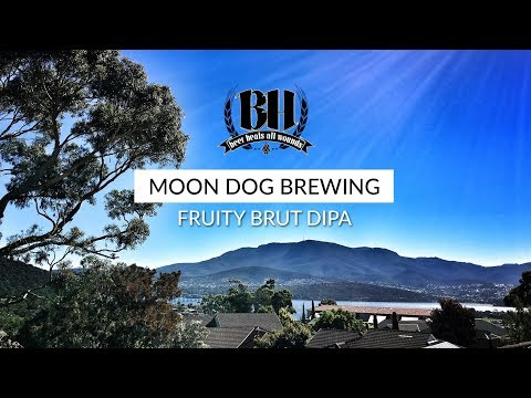 Moon Dog Brewing - Brutus Beefcake's Tropical Vacation