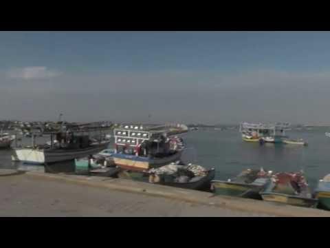 Gaza seaport