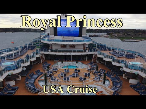 Royal Princess Cruise New York to Halifax