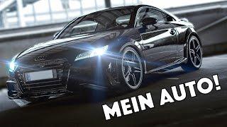 MEIN AUTO! ABT AUDI TTS 400PS | Daniel Abt
