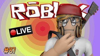 Live Streaming 🔴 #87 - MAEN ROBLOX APA MINI WORLD?? #CUPUSKWAD - ROBLOX INDONESIA