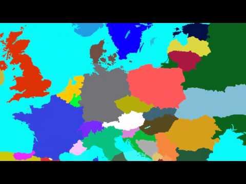 Europa w 2035 roku .Jak się zmieni ?