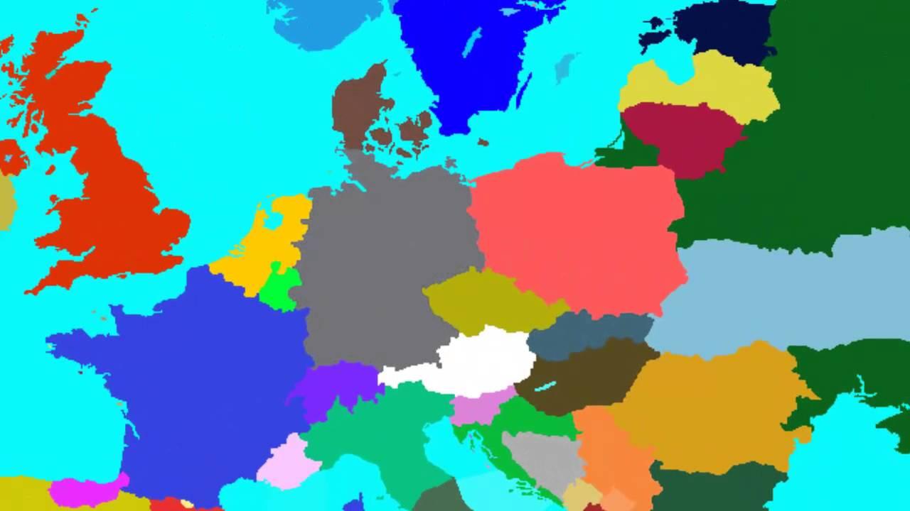 Europa W 2035 Roku Jak Sie Zmieni Youtube