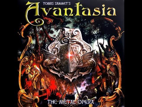 Avantasia - The Metal Opera [Full Album]