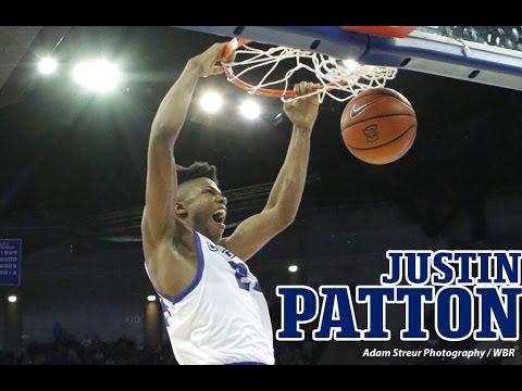 Justin Patton Creighton Mixtape