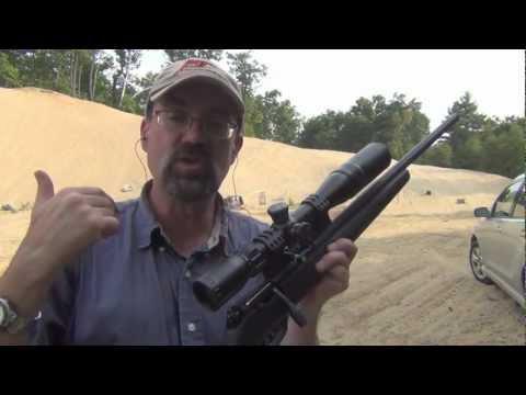 Savage Mark II TR 22 rifle review