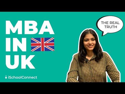 Top 10 Universities for MBA in UK | Rank, Salaries, Costs, & more! | iSchoolConnect
