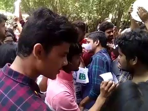 JNUSU polls: Voting held for election of president, three other posts