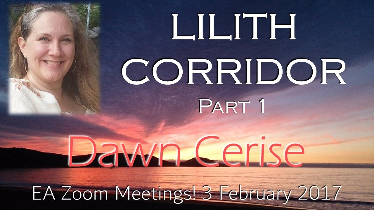 Dawn Cerise: THE LILITH CORRIDOR IN SYNASTRY - YouTube