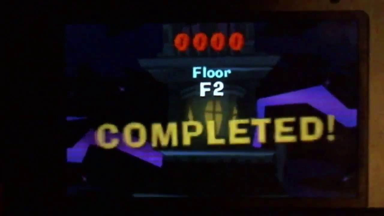Luigi's Mansion 3 1F gem locations guide and maps