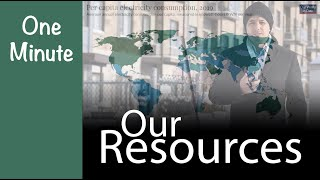 Episode 4 | The Question of Resources | One Minute Green Architecture