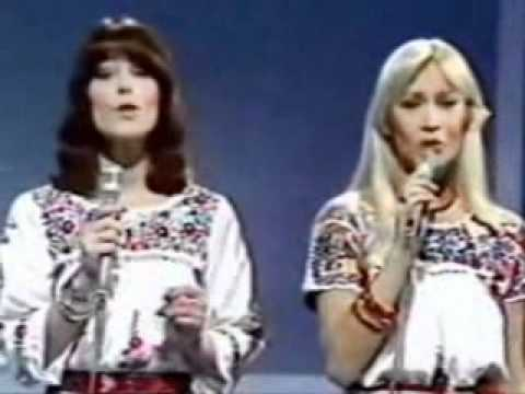 Abba  Fernando  Don Lane Show  March 8th 1976