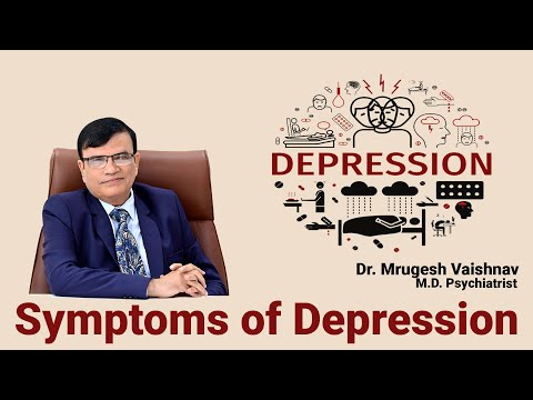 Most Informative Video To Understand Depression || Dr Mrugesh Vaishnav