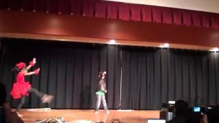 """Kilimanjaro"" dance from Endhiran (Children from New York)"