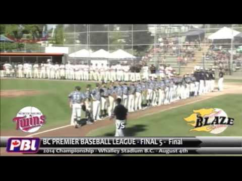 PBL - BC Premier Baseball League - Part 1