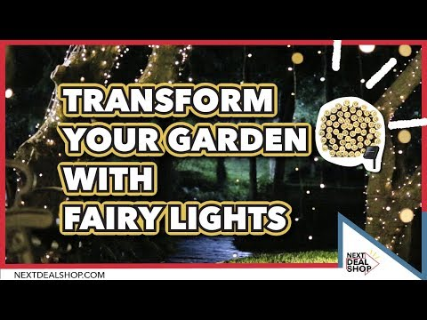 Transform Your Garden With Solar Fairy Lights - Next Deal Shop