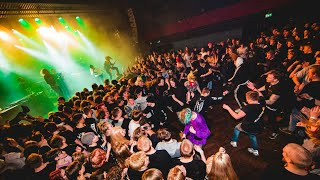 Ghostemane: Mercury LIVE @Helsinki, Finland 1/24/19