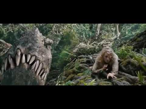 KING KONG contra T-REX Trailer do filme 2017
