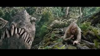 KING KONG contra T-REX Trailer do filme 2017