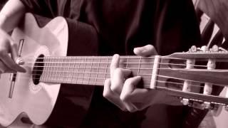 Stay by Rihanna (Fingerstyle Acoustic Guitar Cover with TAB)