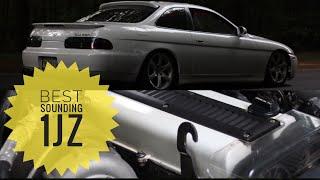 The Best Sounding 1JZ!  | 1080p