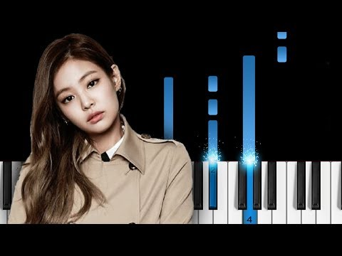 Jennie - SOLO - Easy Piano Tutorial