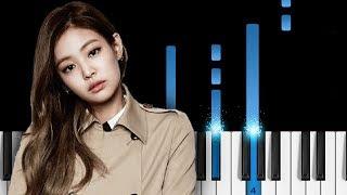 Jennie SOLO - Easy Piano Tutorial.mp3