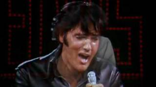 Elvis Presley If I Can Dream live 1968 (Elvis Comeback Special)