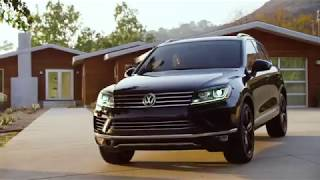 2017 VW Touareg Features