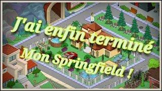 LES SIMPSON : SPRINGFIELD | J'AI ENFIN RECONSTRUIT MON SPRINGFIELD !