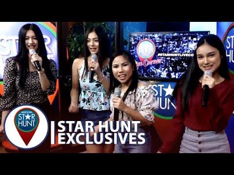 """Teen Big 4 perform """"Tayo&39;y Magsayawan""""  Star Hunt Exclusives"""