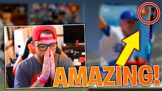 MY BEST DIAMOND PULL OF THE YEAR! *AMAZING* MLB The Show 18 | Diamond Dynasty Pack Opening