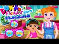 Dora Flower Store Slacking Walkthrough - Dora The Explorer Game | Baby Girl Games