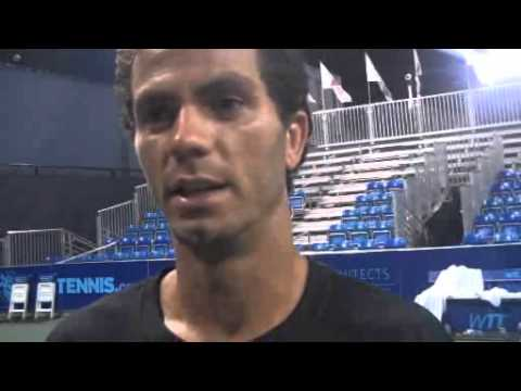 Interview Jean-Julien Rojer - St. Louis Aces @ New York Sportimes- July 11, 2011