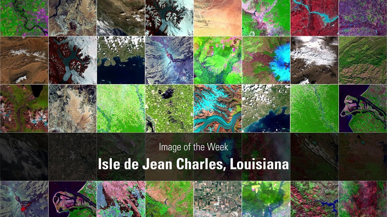 Isle de Jean Charles, Louisiana